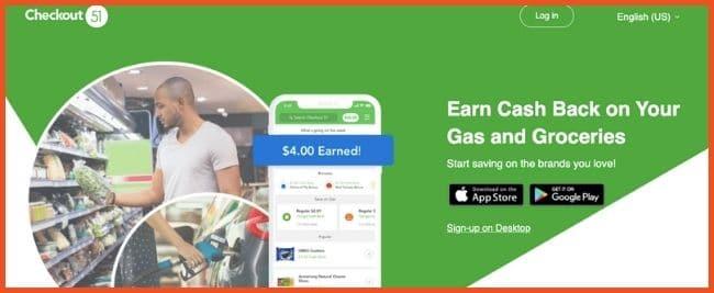 Cashback Apps - Checkout51