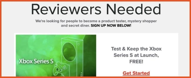 Get Paid To Test Products - Product Testing USA