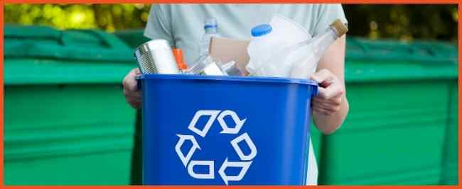 Steal All of Your Neighbors Recycling