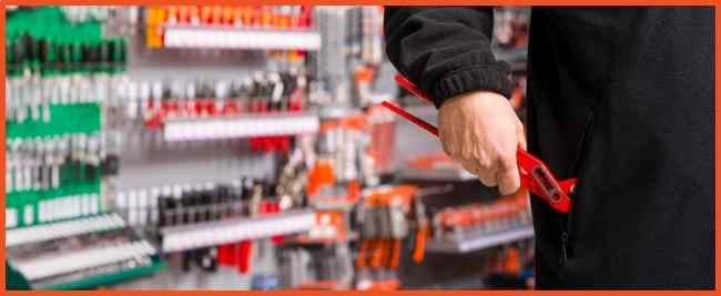 Shoplift and Return or Sell the Items