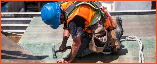 High Paying Part Time Jobs - Construction Worker