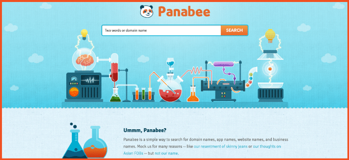 Use Panabee to Name a Blog