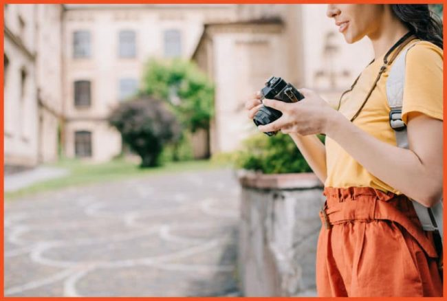 High Paying Part Time Jobs - Photographer
