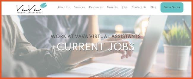 VaVa Virtual Assistants