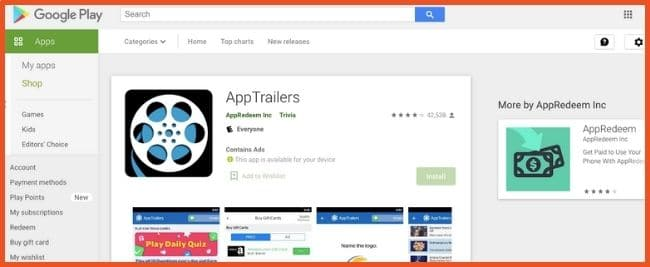 Apps That Give Free Gift Cards - App Trailers
