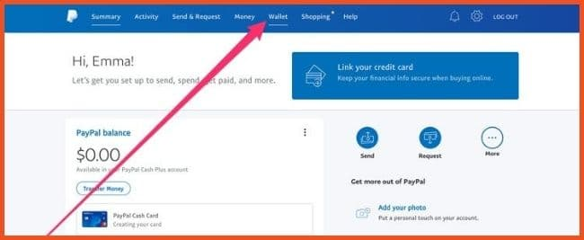 Convert Your Visa Gift Card Into Cash Via Paypal