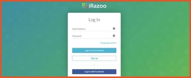 Make money watching videos - iRazoo