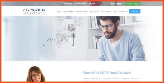 Virtual Assistant Jobs - 247 Virtual Assistants