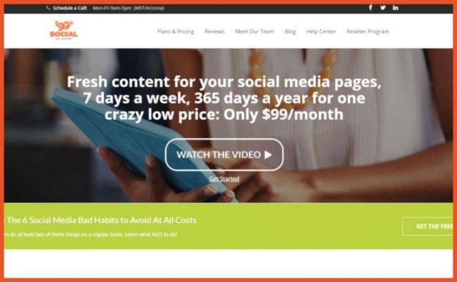 Virtual Assistant Jobs - 99 Dollar Social