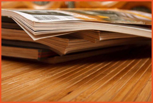 Write a Magazine Article
