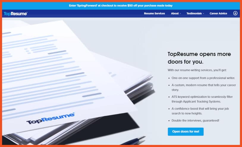 Write Resumes