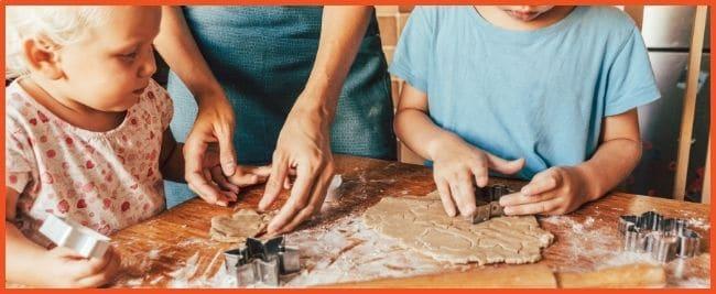 business ideas for kids - baker
