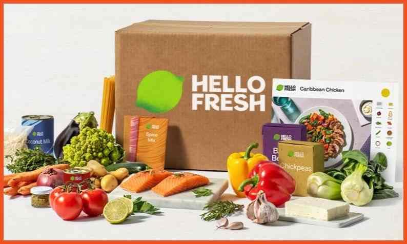 Food Affiliate Programs - Hello Fresh