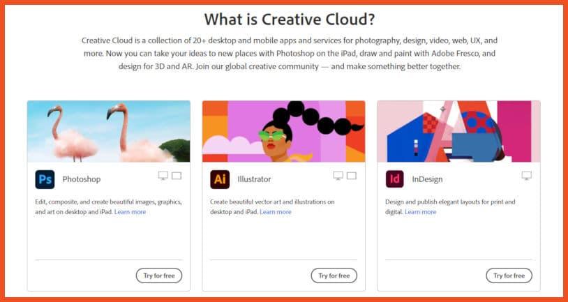 Adobe Creative Cloud Affiliate Program