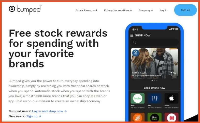 passive income apps - Bumped
