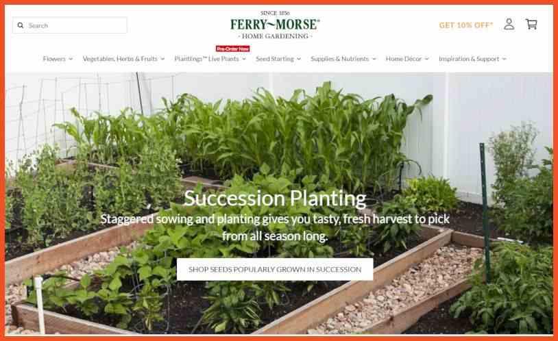 Ferry-Morse Affiliate Program