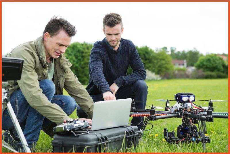 Offer Aerial Surveying