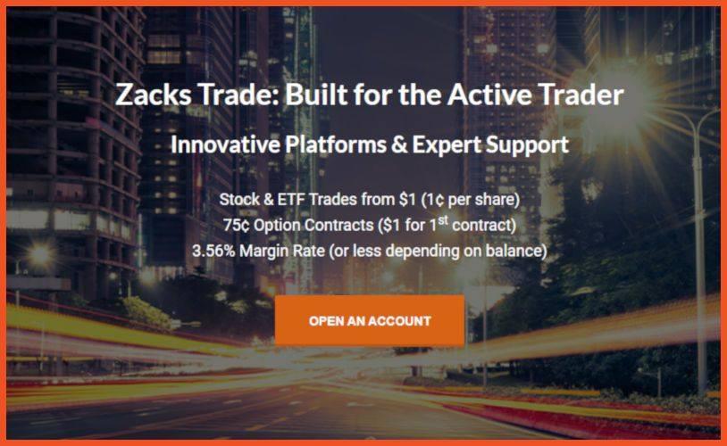 Investment affiliate programs - Zacks Trade Affiliate Program