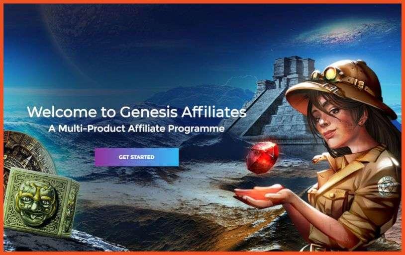 Genesis Casino Affiliate Program