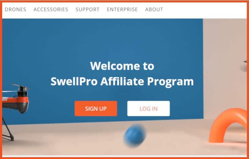 SwellPro Affiliate Program