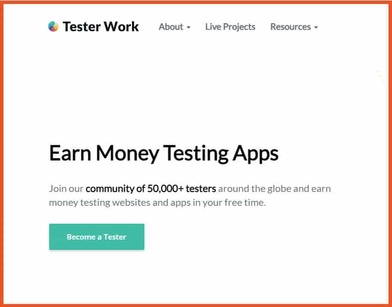 App Tester
