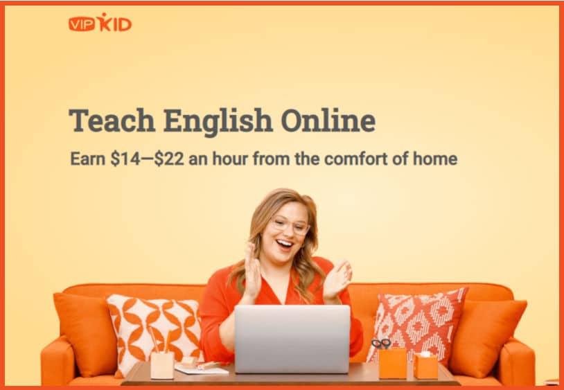 Sites to Teach English - VIPKID