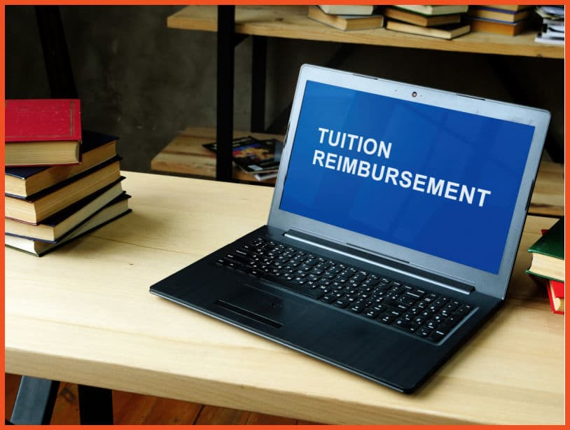 Get Paid To Get To School - Look for a Job with Tuition Reimbursement