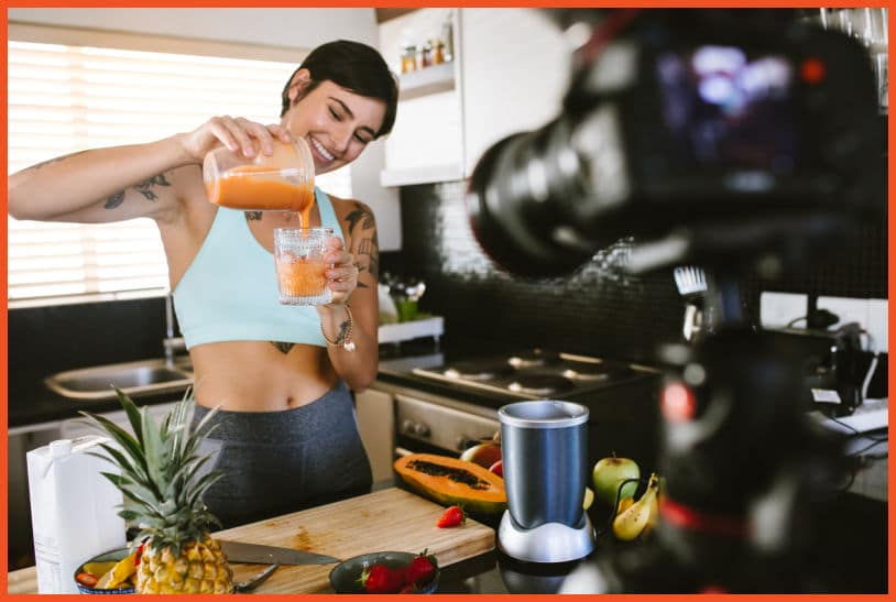 Get Paid to Eat Food on Camera
