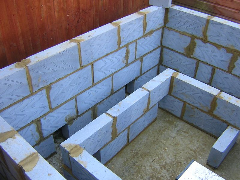 Building a hot tub