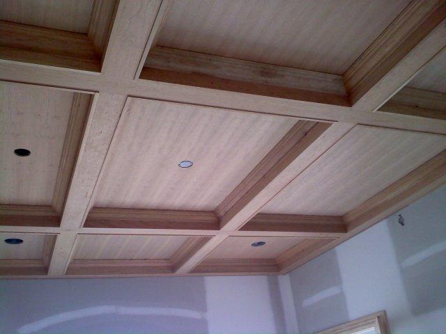 Winston Salem Builtin Cabinets Crown Moulding