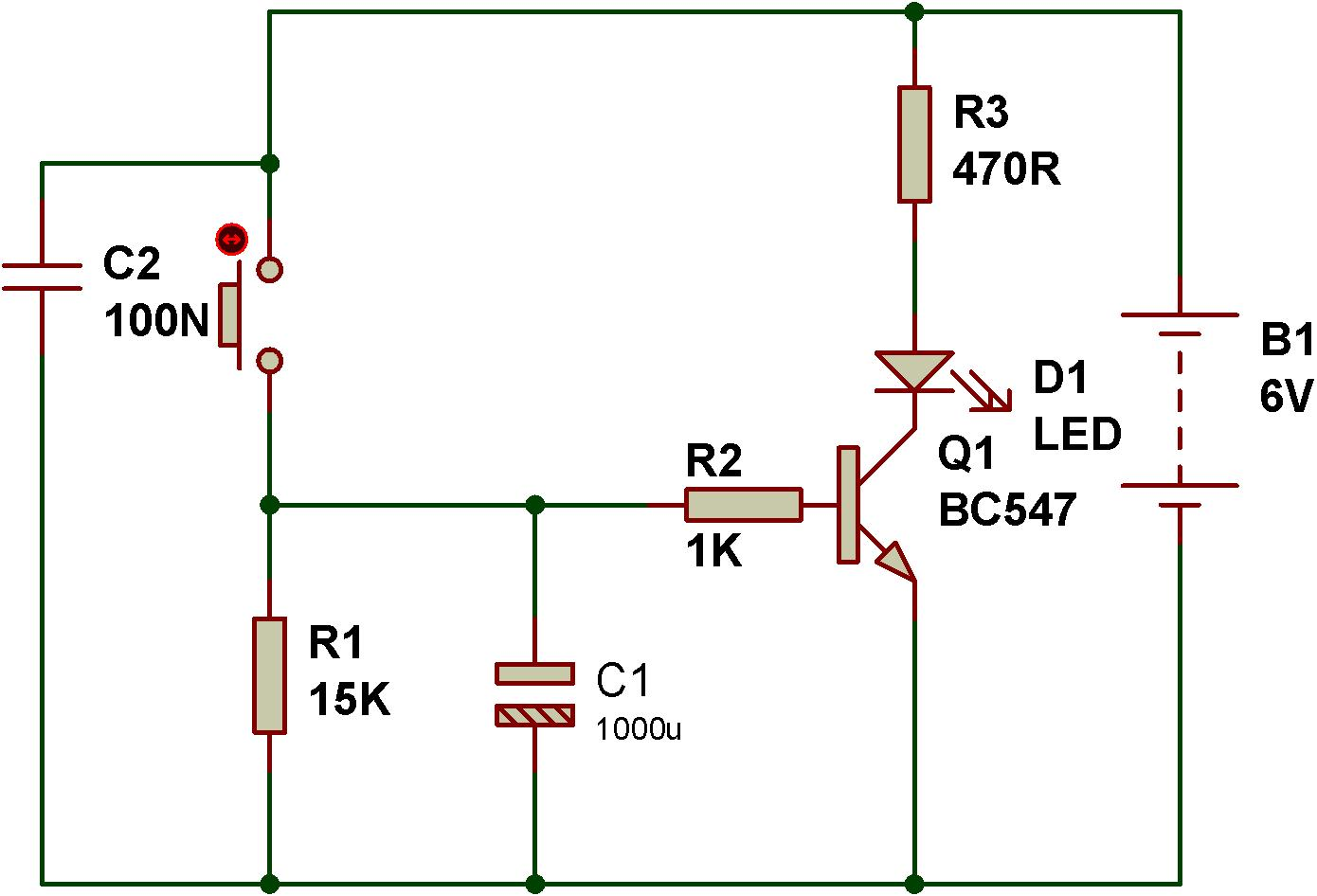 Simple Rc Circuit
