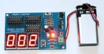 Digital Object Counter using LDR and digital IC