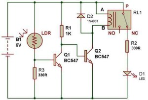 How to use a relay – BuildCircuit – Electronics