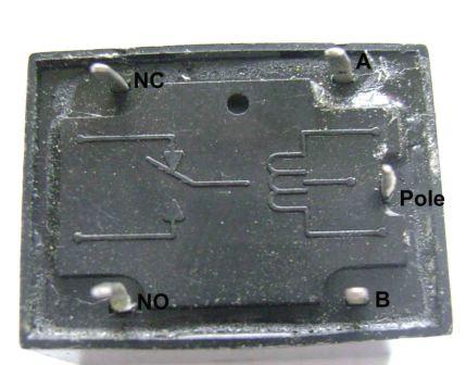 5 prong relay wiring diagram 12 volt double pole throw 2005 honda odyssey fuse how to use a buildcircuit electronics fig