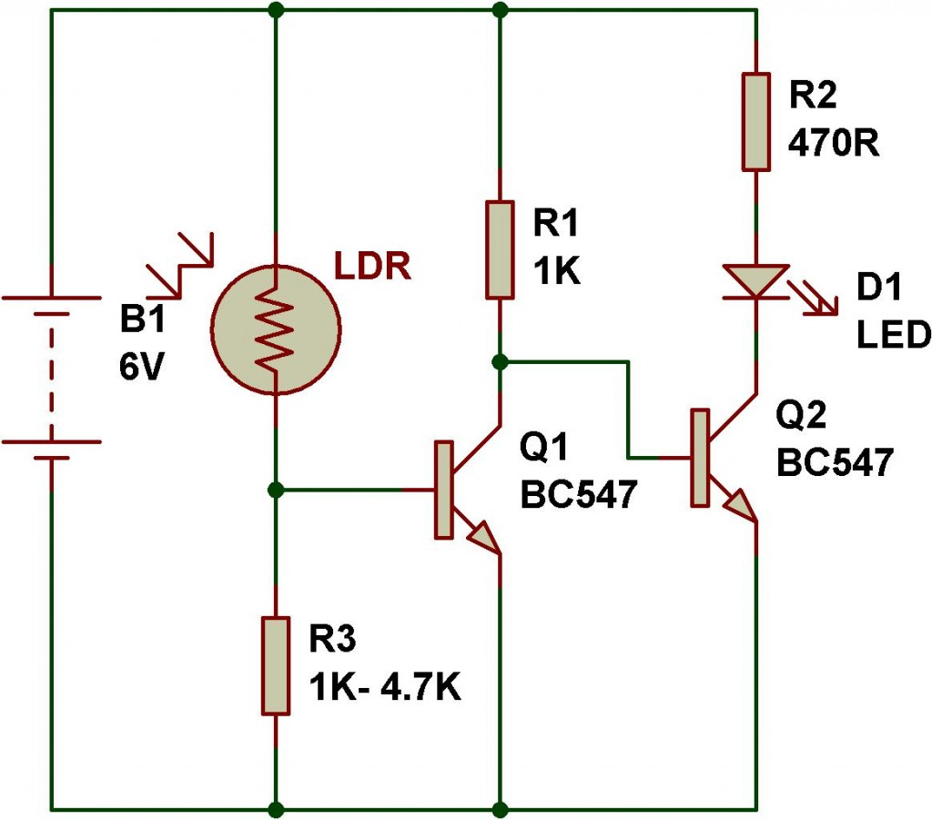 hight resolution of circuit