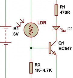 circuit diagram using ldr wiring diagram ldr circuit diagram using 555 circuit diagram using ldr [ 809 x 1024 Pixel ]