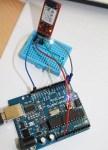 Amarino project- Arduino and Android based light sensor