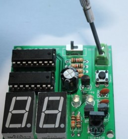 infrared based digital object counter (19)