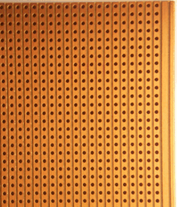 StripBoard with columns