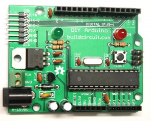 19- The DIY arduino is now ready
