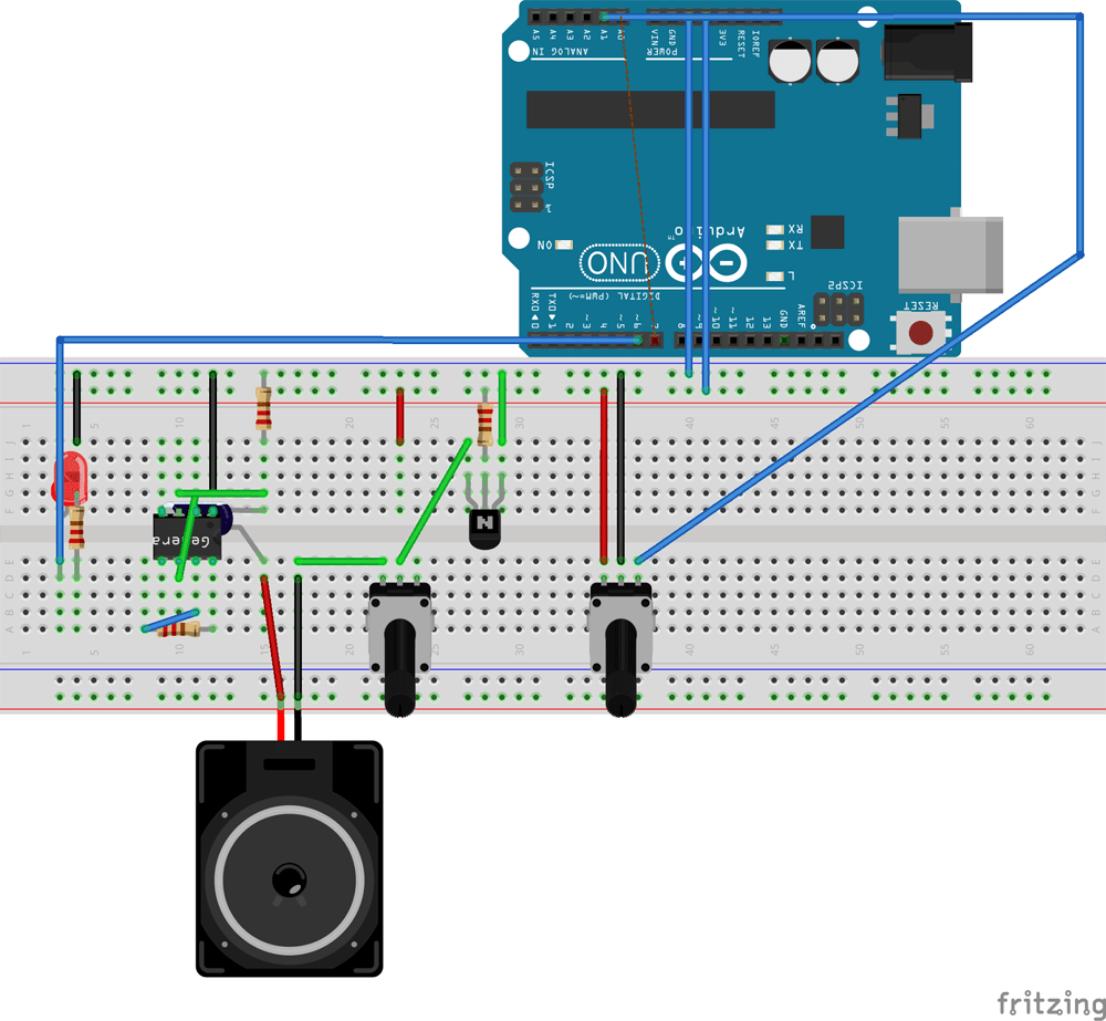 medium resolution of ne555 and arduino for interactive sound production