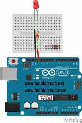 Arduino Project 1- Blinker or Flasher using Arduino UNO