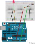 Arduino Project 2- LDR/Photoresistor and LED