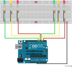 Arduino Project 10- Traffic Light