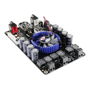 TSA7500B(Apt-X)- 2 x 100W + 200W 2.1 Channels Bluetooth Audio Amplifier Board