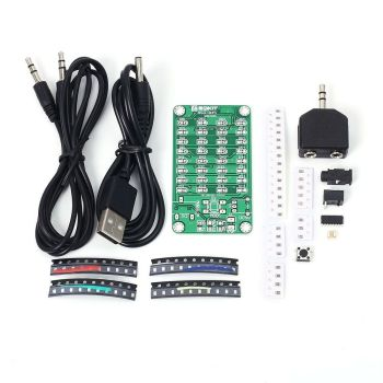 DIY KIT 34- 8x4  Audio LED Spectrum-Music level indicator