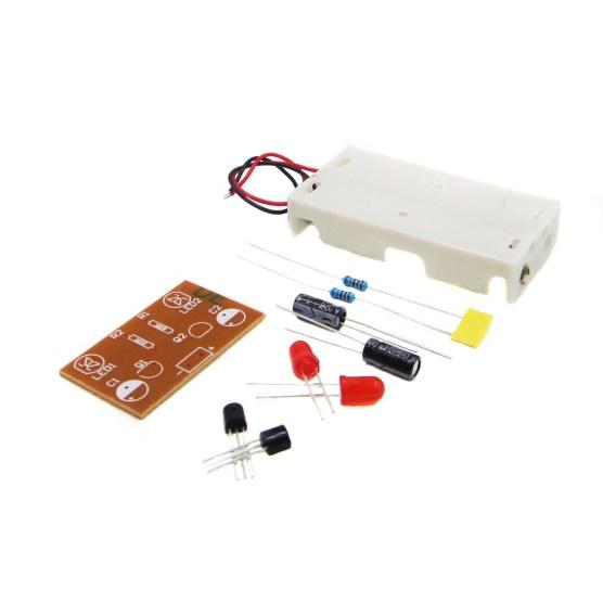 Simple Multivibrator circuit (1)