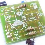 Step 1 Solder the resistors