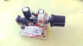 DIY KIT 52- LM386 based audio amplifier