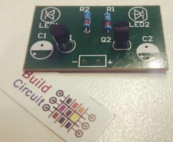 Step 2 Solder transistors